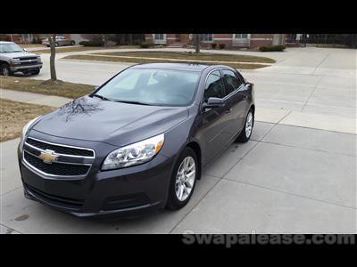 2013 Chevrolet Malibu lease in Dearborn,MI - Swapalease.com