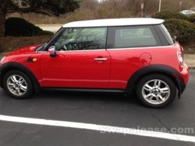2012 MINI Cooper lease in Piscataway,NJ - Swapalease.com