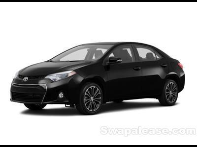 2015 Toyota Corolla lease in New Hope,PA - Swapalease.com