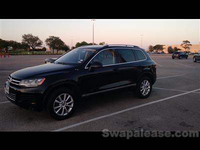 2014 Volkswagen Touareg lease in Rosenberg,TX - Swapalease.com