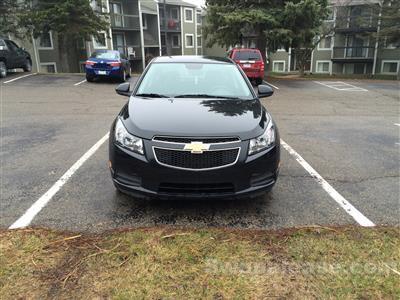 2014 Chevrolet Cruze lease in Ypsilanti,MI - Swapalease.com