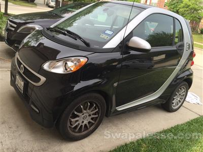 2014 smart fortwo lease in KINGWOOD,TX - Swapalease.com
