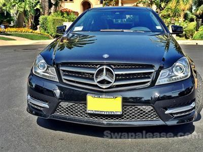 2013 Mercedes-Benz C-Class lease in Woodland Hills,CA - Swapalease.com