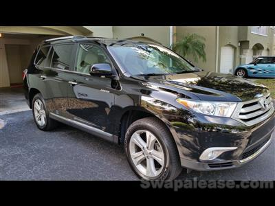 2013 Toyota Highlander lease in Naples,FL - Swapalease.com