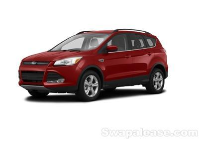 2014 Ford Escape lease in Detroit,MI - Swapalease.com