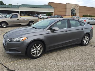 2014 Ford Fusion lease in Cincinnati,OH - Swapalease.com