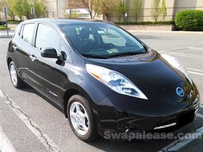2014 Nissan LEAF lease in Leesburg,VA - Swapalease.com