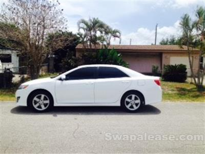 2014 Toyota Camry lease in West Palm Beach ,FL - Swapalease.com
