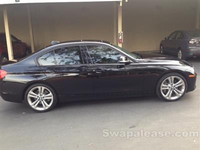 2014 BMW 3 Series lease in Long,CA - Swapalease.com