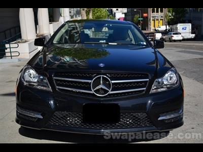 2013 Mercedes-Benz C-Class lease in San Francisco,CA - Swapalease.com