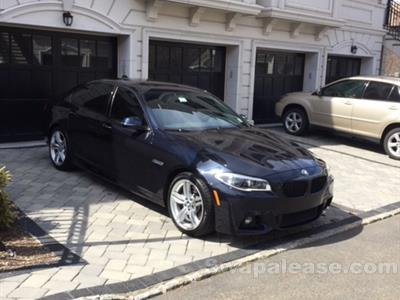 2014 BMW 5 Series lease in Edgewater,NJ - Swapalease.com