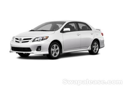 2013 Toyota Corolla lease in Simi Valley,CA - Swapalease.com