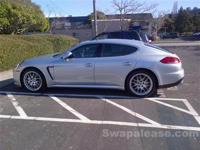 2014 Porsche Panamera lease in San Francisco,CA - Swapalease.com