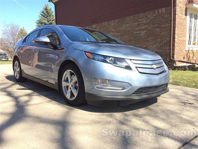 2013 Chevrolet Volt lease in Rochester Hills,MI - Swapalease.com