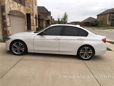 2014 BMW 3 Series lease in Frisco,TX - Swapalease.com