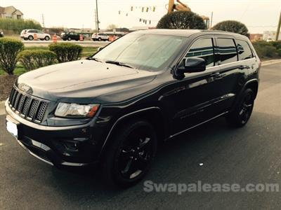 2014 Jeep Grand Cherokee lease in Naperville,IL - Swapalease.com