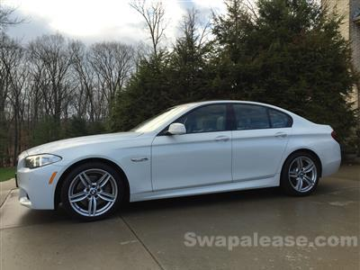 2013 BMW 5 Series lease in Mars,PA - Swapalease.com