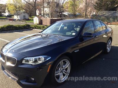 2014 BMW 5 Series lease in Warren,NJ - Swapalease.com