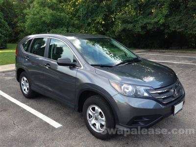 2014 Honda CR-V lease in Rolling Meadows,IL - Swapalease.com