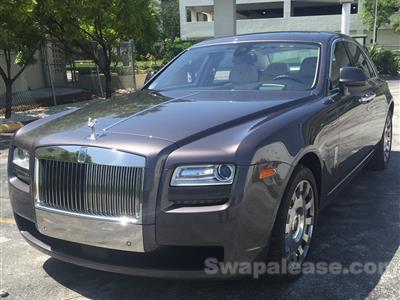 2014 Rolls-Royce Ghost lease in Miami,FL - Swapalease.com