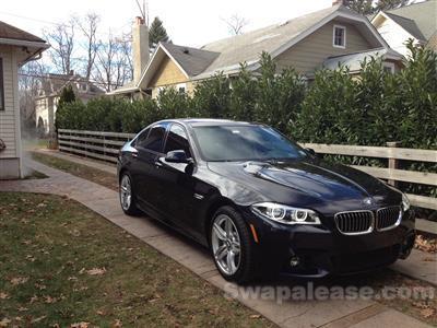 2015 BMW 5 Series lease in Westwood,NJ - Swapalease.com