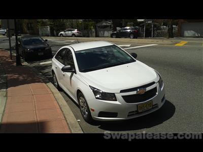 2014 Chevrolet Cruze lease in North Bergen,NJ - Swapalease.com