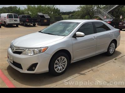 2014 Toyota Camry lease in Austin,TX - Swapalease.com