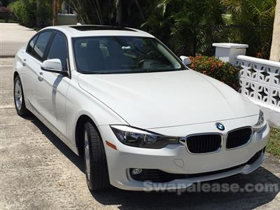 2014 BMW 3 Series lease in Singer Island,FL - Swapalease.com