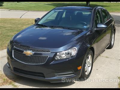 2014 Chevrolet Cruze lease in Farmington Hills,MI - Swapalease.com