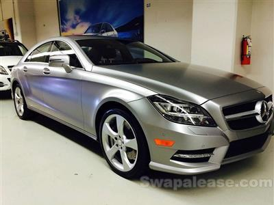 2014 Mercedes-Benz CLS-Class lease in New York,NY - Swapalease.com