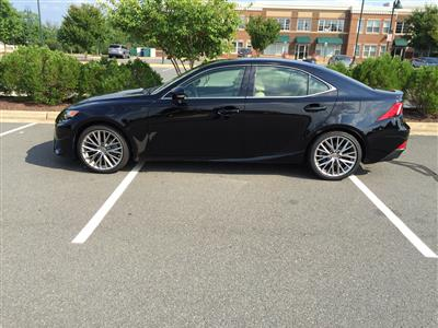 2014 Lexus IS 250 lease in Ashburn,VA - Swapalease.com