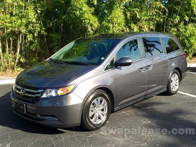 2013 Honda Odyssey lease in Miami,FL - Swapalease.com