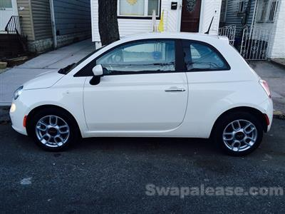 2013 Fiat 500 lease in Queens,NY - Swapalease.com