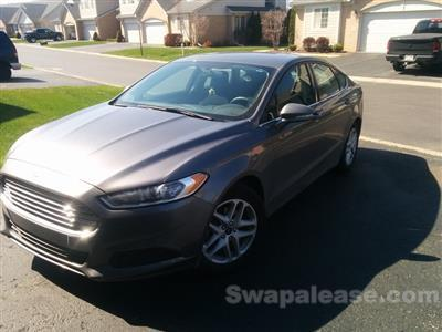 2014 Ford Fusion lease in Flat Rock,MI - Swapalease.com