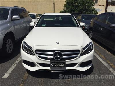 2015 Mercedes-Benz C-Class lease in Woodland Hills,CA - Swapalease.com