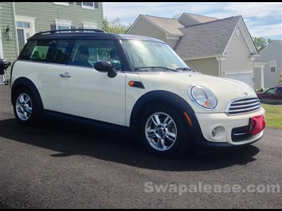2014 MINI Cooper Clubman lease in Culpepper,VA - Swapalease.com