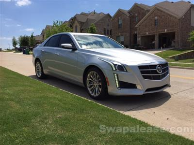 2014 Cadillac CTS lease in McKinney,TX - Swapalease.com