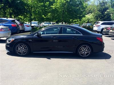 2014 Mercedes-Benz CLA-Class lease in Franklin Lakes,NJ - Swapalease.com