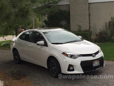 2015 Toyota Corolla lease in Salt Lake City,UT - Swapalease.com