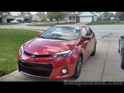 2015 Toyota Corolla lease in Franklin,IN - Swapalease.com