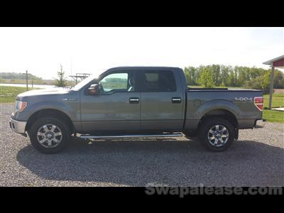 2013 Ford F-150 lease in Deshler,OH - Swapalease.com