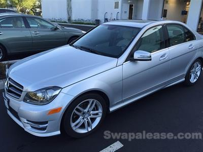 2014 Mercedes-Benz C-Class lease in Tracy,CA - Swapalease.com