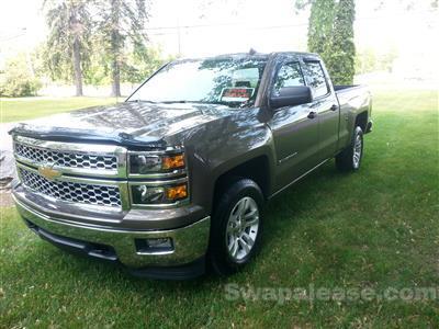 2014 Chevrolet Silverado 1500 lease in Linden,MI - Swapalease.com