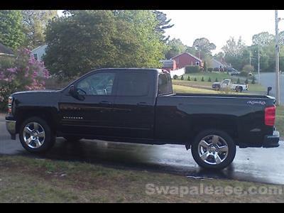 2015 Chevrolet Silverado 1500 lease in East Taunton,MA - Swapalease.com