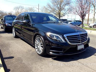 2014 Mercedes-Benz S-Class lease in Brooklyn,NY - Swapalease.com