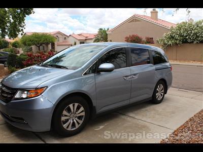2014 Honda Odyssey lease in Phoenix,AZ - Swapalease.com