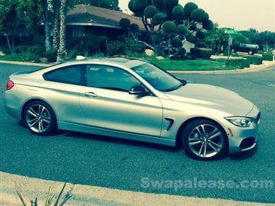 2014 BMW 4 Series lease in Villa Park,CA - Swapalease.com