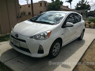 2013 Toyota Prius c lease in Fullerton,CA - Swapalease.com