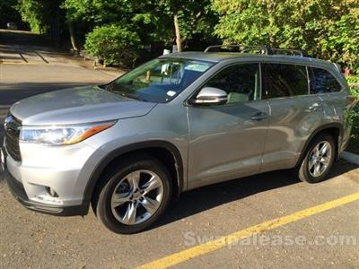 2014 Toyota Highlander lease in Cleveland Heights,OH - Swapalease.com