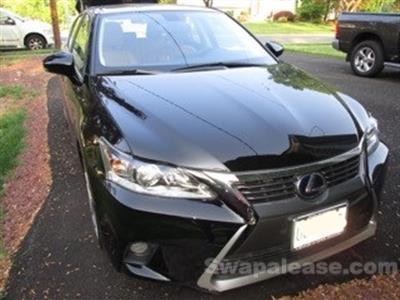 2014 Lexus CT 200h lease in Wayne,NJ - Swapalease.com